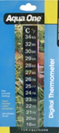 Termometro Adesivo Aqua One